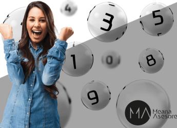 Información sobre los premios de la Lotería