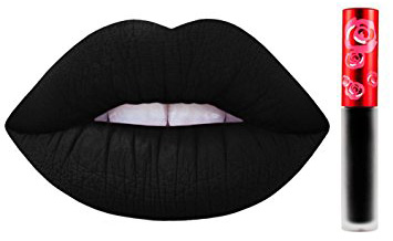 20 Macabre, Twisted, Unusual, Dark, Victorian, & Gothic Stocking Stuffers | Lime Crime Lipstick | Christmas Shopping | www.MeandAnnabelLee.com