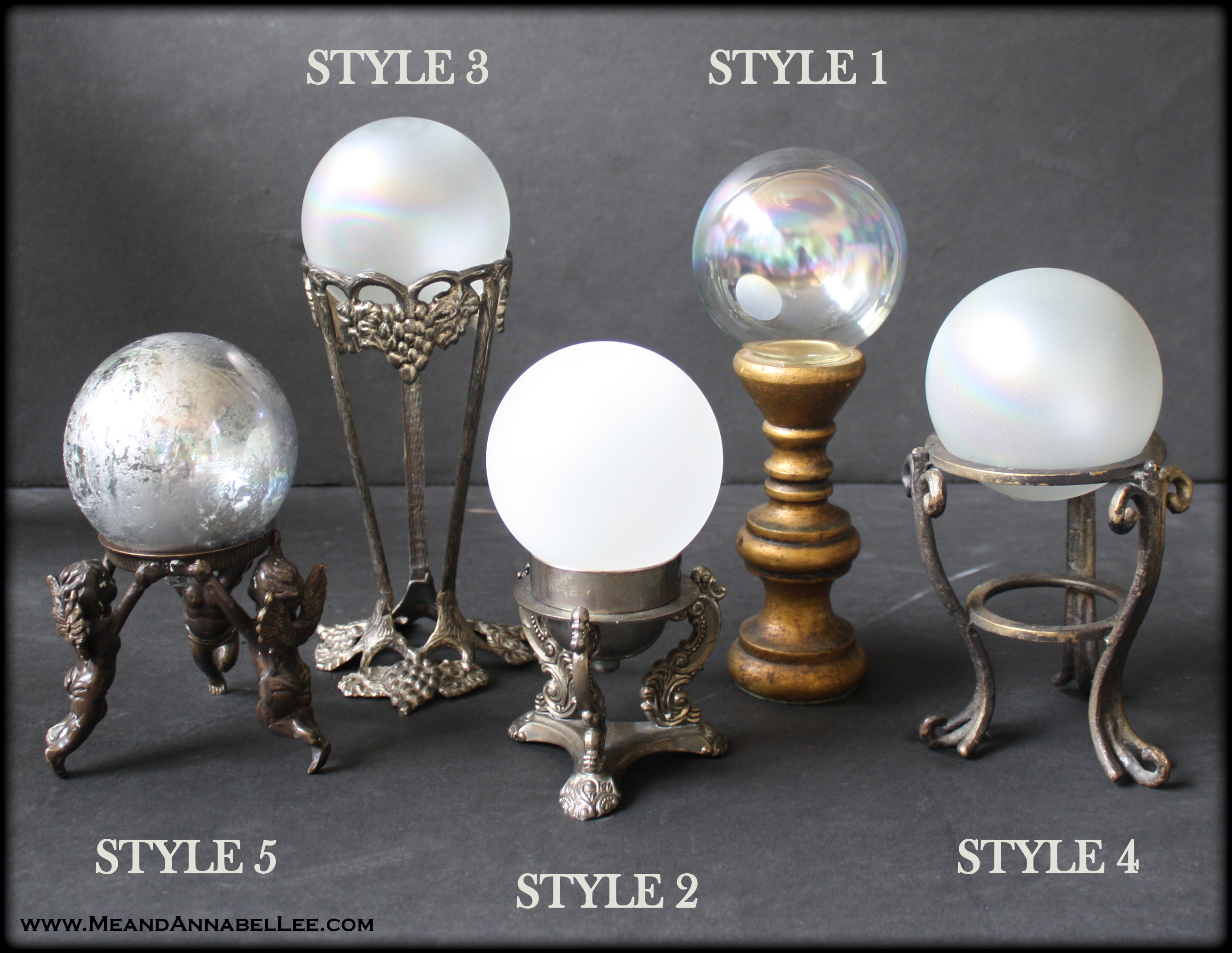 Diy Crystal Balls 5 Easy Methods Witches Halloween Party Me