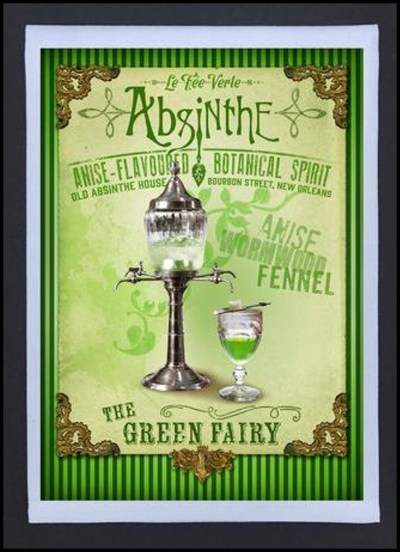 Absinthe Lovers Gift Guide Shopping List Me And Annabel Lee Blog
