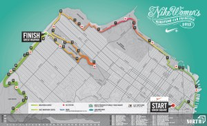 2013 NWM Course Map
