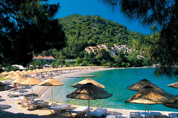 Hillside Beach Club Hotel Fethiye Luxury Resort