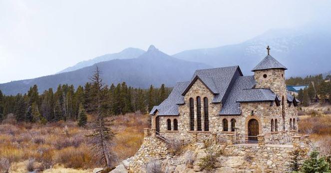 Chapel of the Rock, Estes Park, Colorado