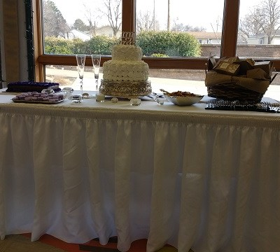 Winter Weddings….And The Color Purple!