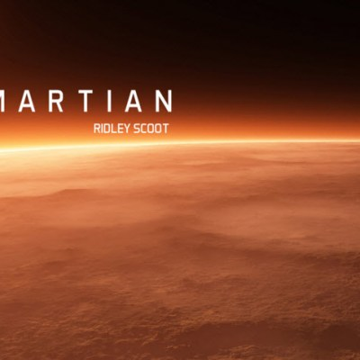 The Martian….Movie Review.