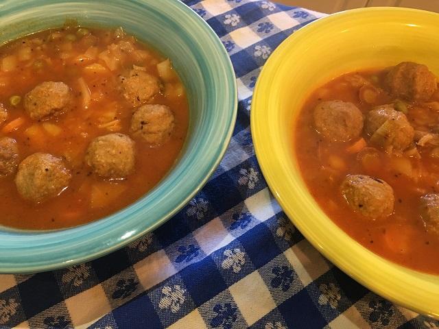 meatball Soup4
