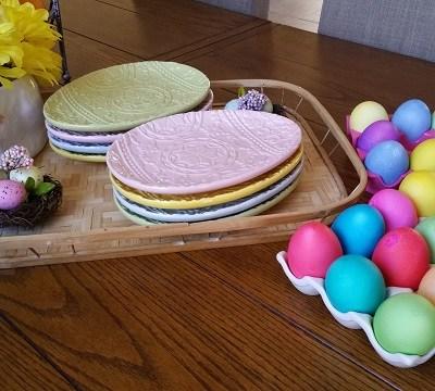 Easter Egg Braid