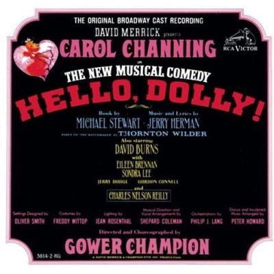 Hello Dolly…You're Lookin' Swell Dolly!