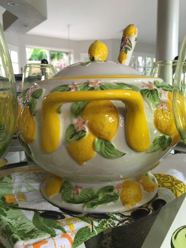 Summer lemon tablescape10