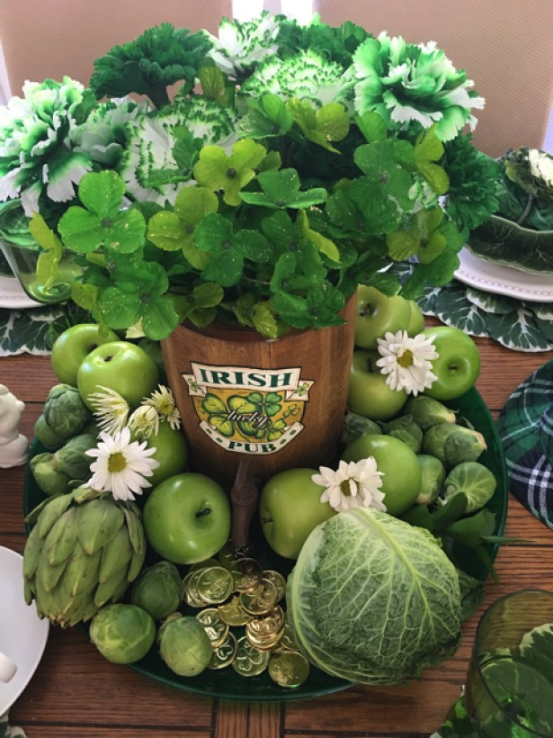 St Patrick S Day And The Wearin Of The Green Look At