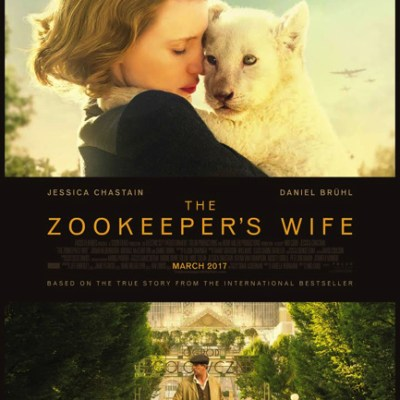 Movie Review….The Zookeeper's Wife!