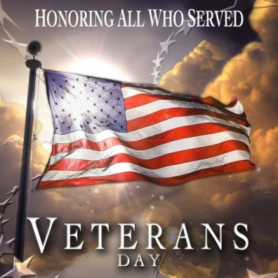 Let's Never Forget – Veterans Day