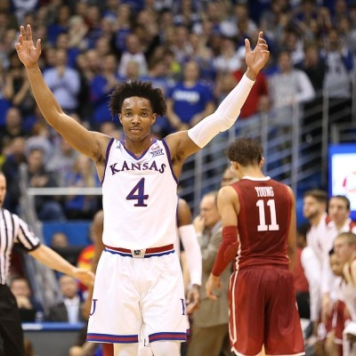 Rock Chalk Jayhawk…KU….The Little Team That Could!