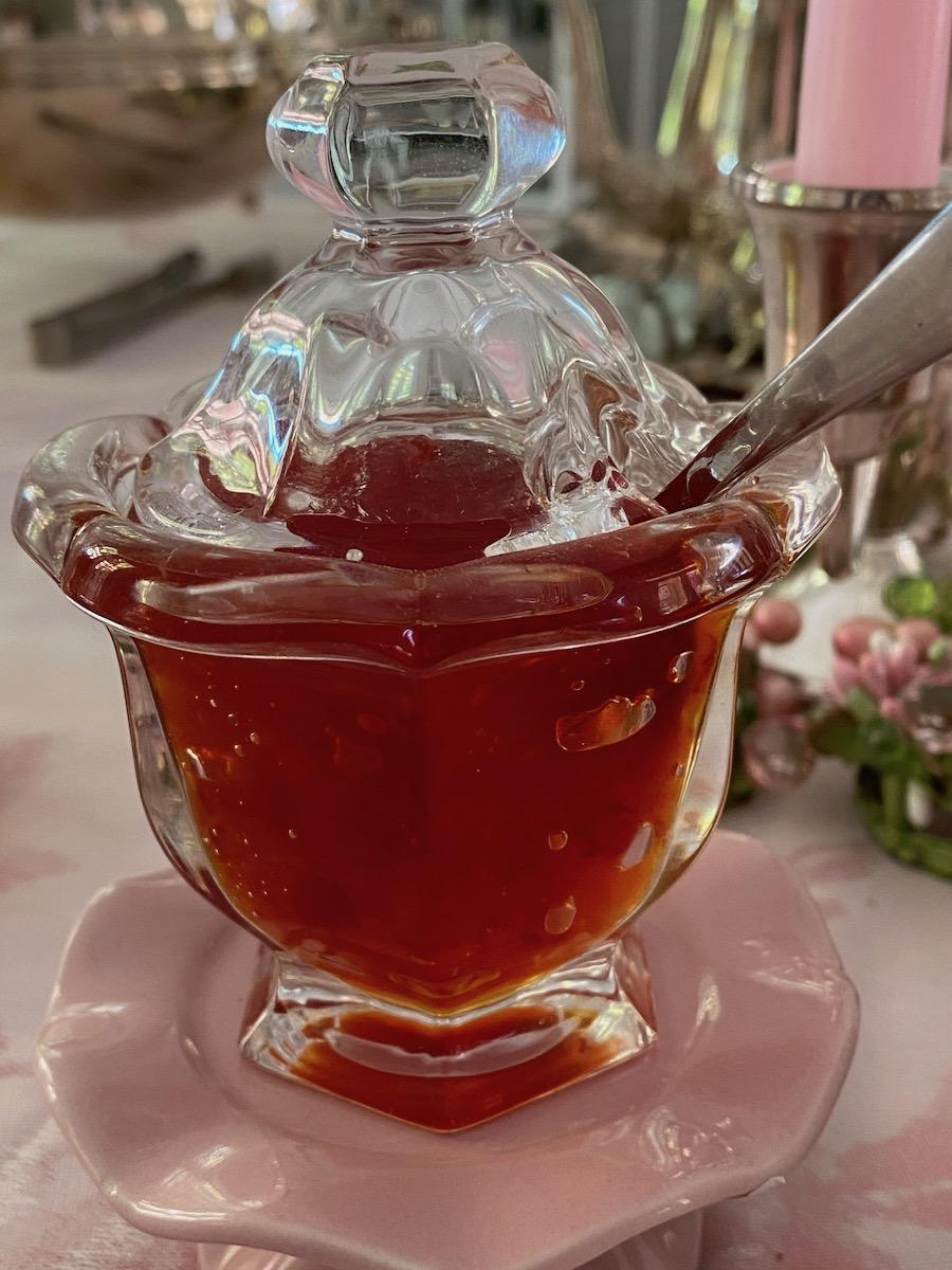 Valentine's Day Victorian Breakfast