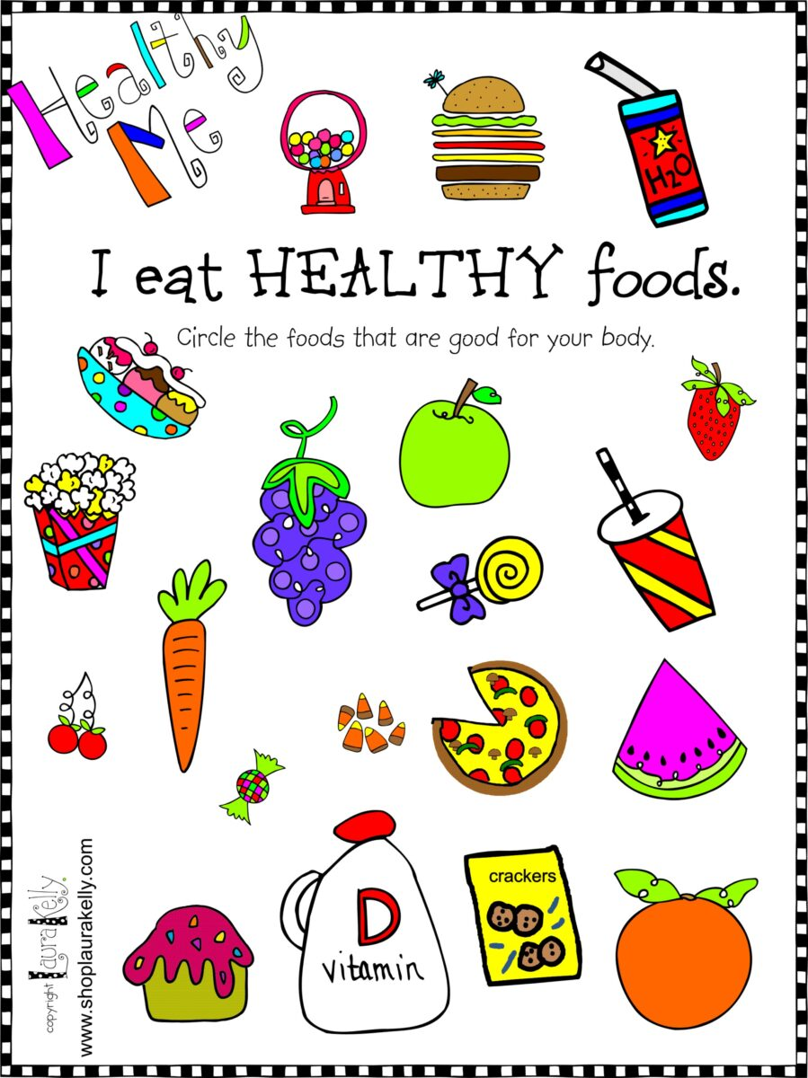Healthy Me Fun Ways For Kids To Express Their