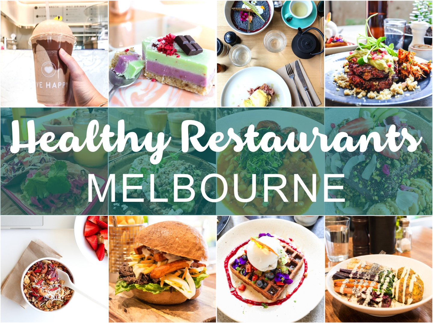 Healthy Restaurants Melbourne Where To Eat Me My Travel