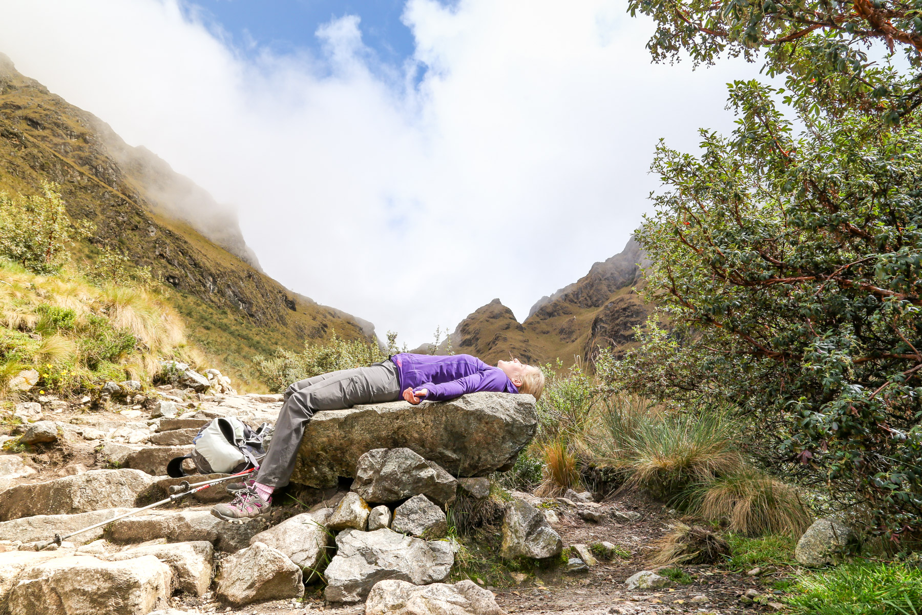 How to Prevent Altitude Sickness Naturally