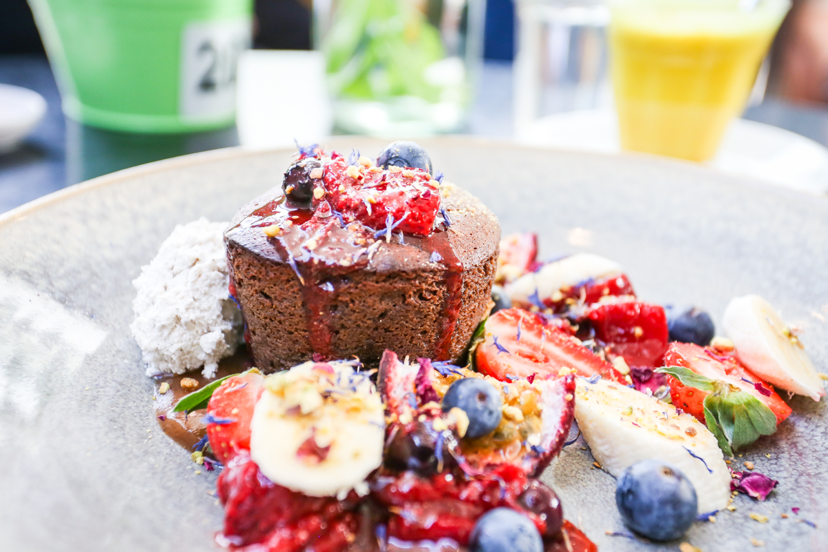 Bondi Wholefoods Healthy Brunch