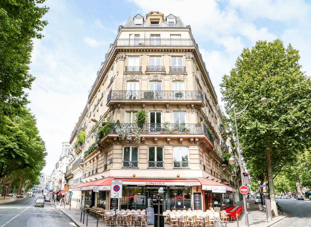 how to eat healthy in Paris