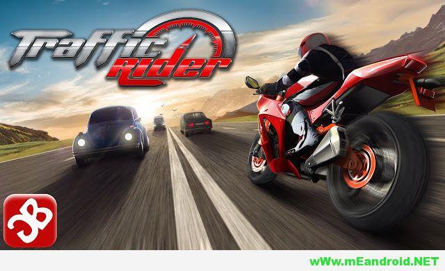 تحميل لعبة traffic rider مهكرة 2017