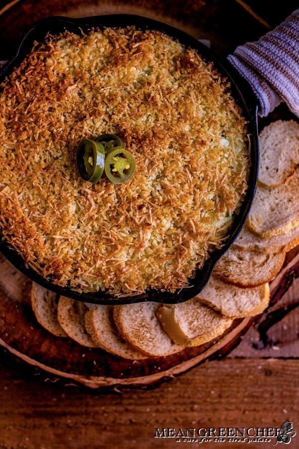 Jalapeno Popper Dip Recipe - Mean Green Chef