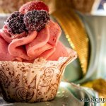 Pink Champagne Cupcakes with Raspberry Buttercream Recipe - Mean Green Chef