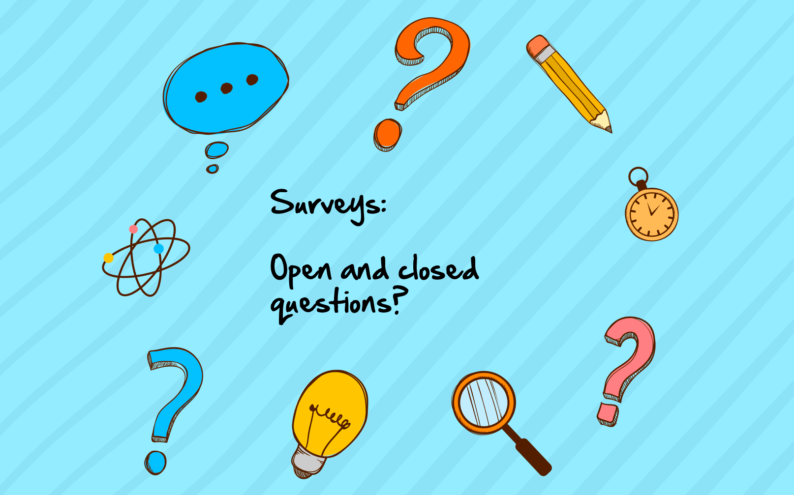 Surveys And Hr Why Do You Need Open Ended Questions