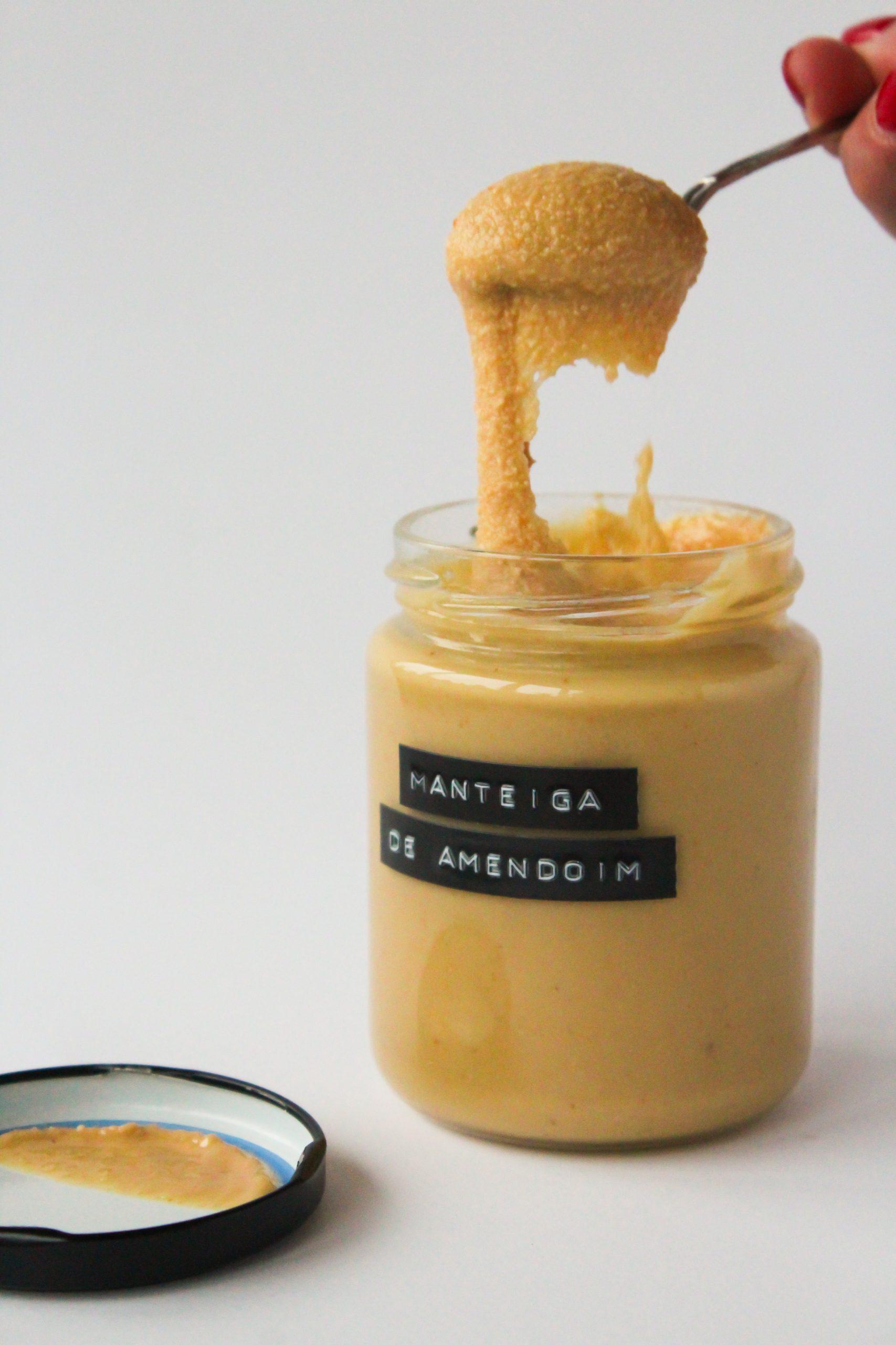 Manteiga de amendoim 3