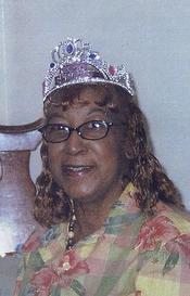 Mamie Ruth Mack Simmons