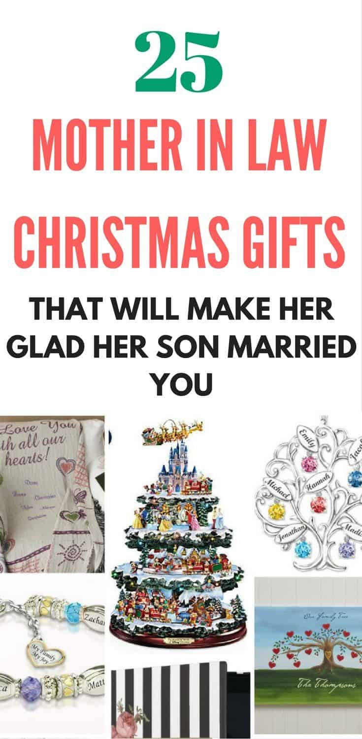 Son-in-law christmas gift ideas