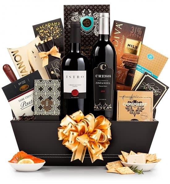 60th Birthday Gift Baskets For Men