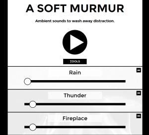 A Soft Murmur (http://www.asoftmurmur.com)