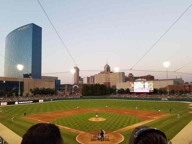 Victory Field Indianapolis IN