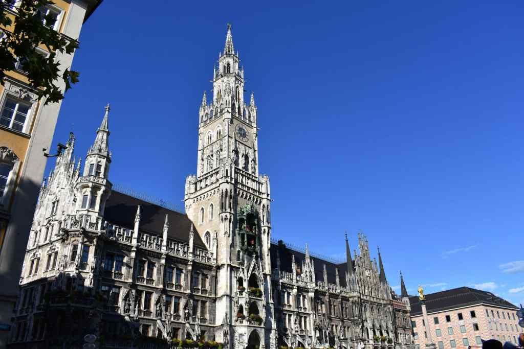Munich Rathaus
