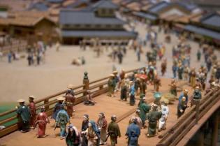 edo-diorama