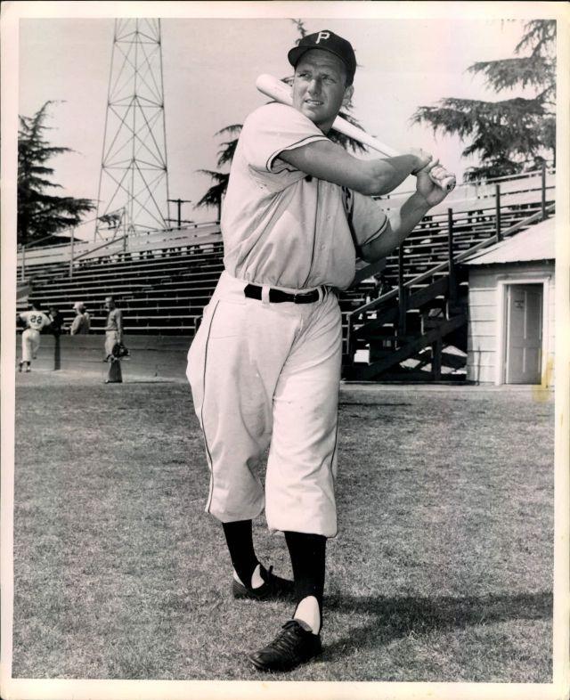 "Lot Detail - 1952 Ralph Kiner Pittsburgh Pirates ""TSN Collection ..."