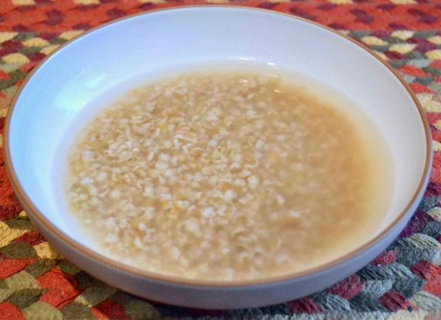 Freekeh-Soup