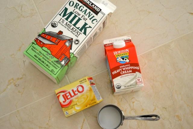 Cream Ingredients