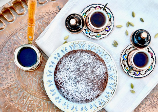Turkish Coffee Cake