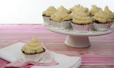 Kid Friendly Potato & Meatball Cupcakes