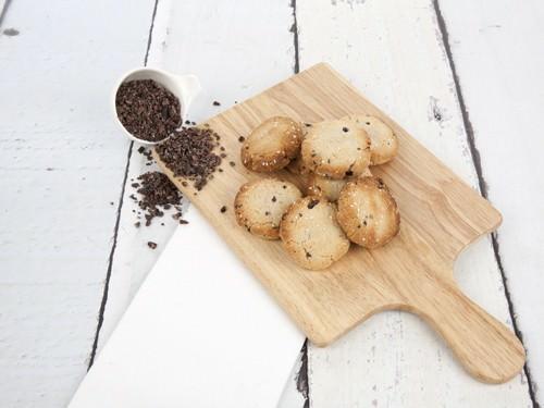 Easy Vegan Cacao Nib Cookies