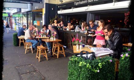 Tigerbakers Bar & Cafe – Beware the Tiger