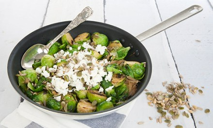 5 Reasons to Eat Your Brussels Sprouts