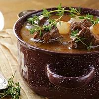 Slow Cooked Beef Bourguignon