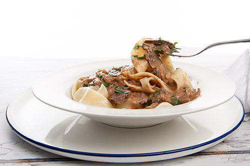 Beef Stroganoff Recipe Slow Cooked All Day Long! Tender and Tasty
