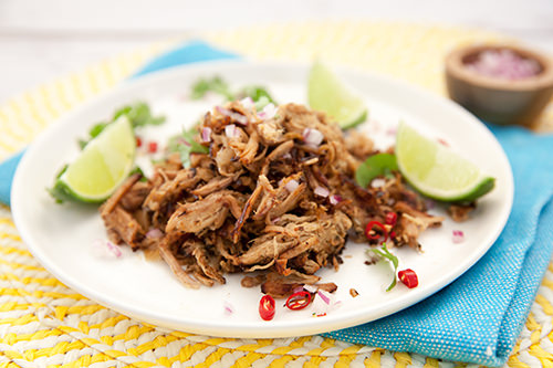 Authentic Slow Cooker Pork Carnitas