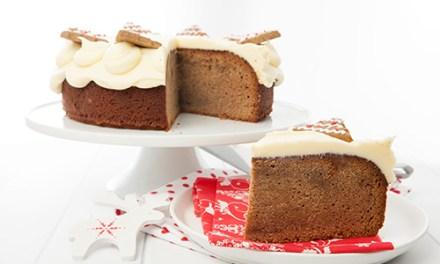Gingerbread Cake – A Festive Treat