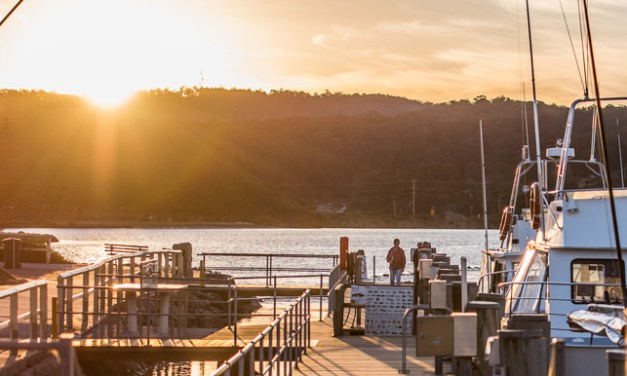 3 day Visit and Stay at Narooma on the South Coast of NSW