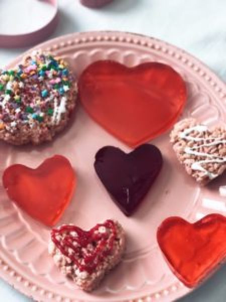 super easy valentine desserts for kids