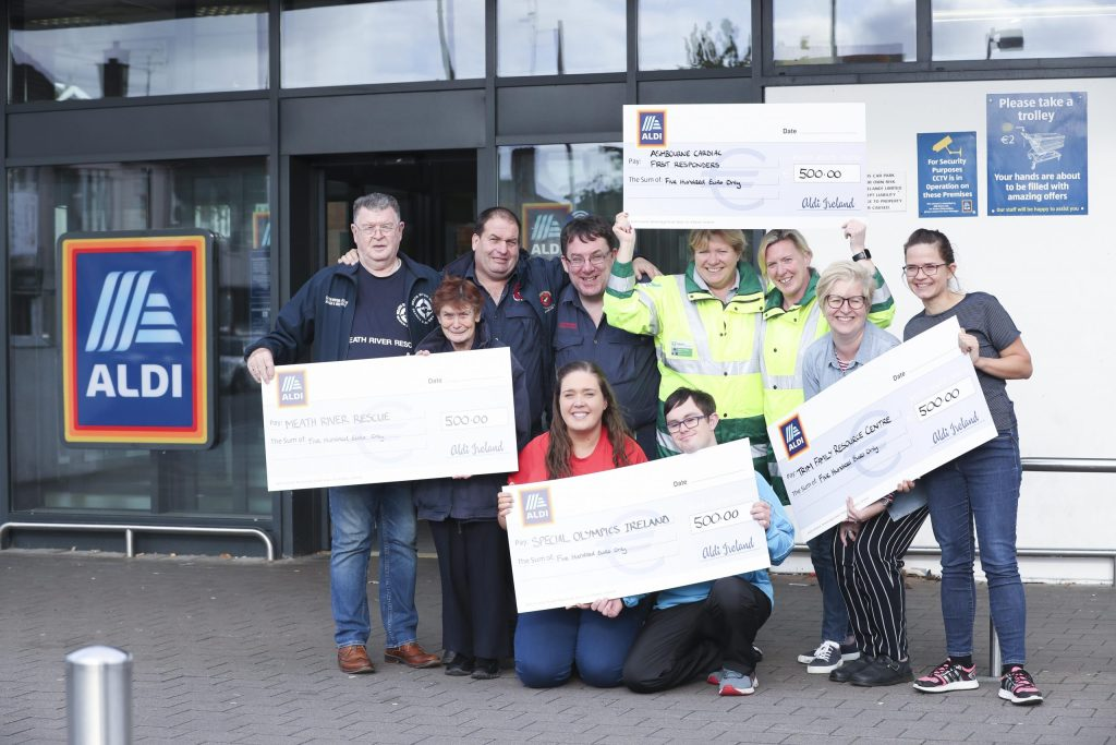 East Meath Hospice Foundation Aldi Grant